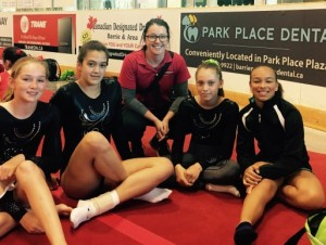 Vertical Zone-Tumbling/Trampoline Event 2017