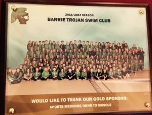 Trojans' Swim Club-Sponsor Night (Jun 2017)