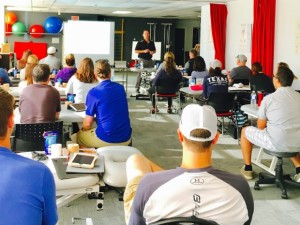 Hockey Trainer workshop - Aug 27 2017