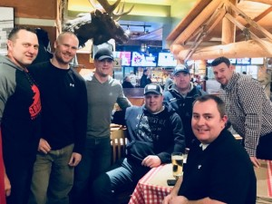 BMHA Coach Appreciation Night 2018
