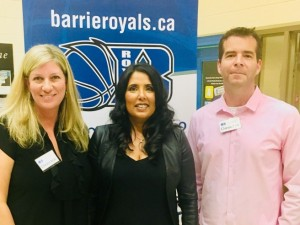 Barrie Royals banquet June 6, 2018