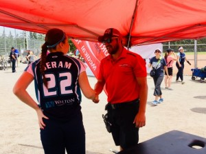 Barrie Bash 2018 -BDGSA (Girls fast pitch softball)