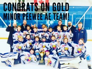 Sports Medicine's MPW-AE team wins GOLD in Oshawa Oct 2018