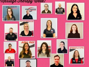 Massage Therapy Awareness week 2019