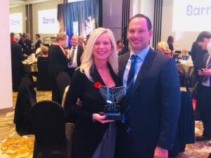 2019 winner of the SERVICE BUSINESS EXCELLENCE AWARD